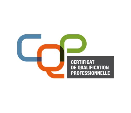 Certification organisme Évaluateur CQP
